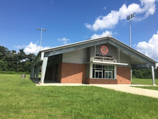 ULL Rec Sports Complex