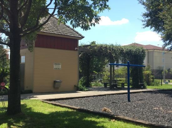 Worth Ave playground